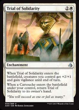 Trial of Solidarity - Foil