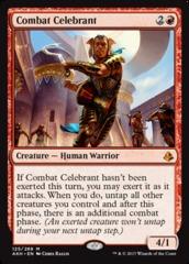 Combat Celebrant - Foil