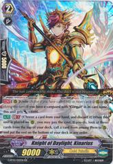Knight of Daylight, Kinarius - G-BT10/012EN - RR on Channel Fireball