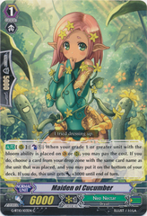 Maiden of Cucumber - G-BT10/103EN - C