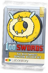 100 Swords - Hive Empress Dungeon Builder Exp.