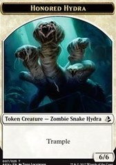 Honored Hydra Token