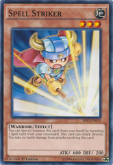 Spell Striker - SR03-EN019 - Common - 1st Edition