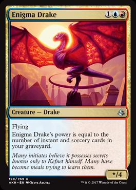 Enigma Drake - Foil