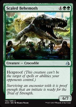 Scaled Behemoth