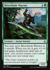 Bitterblade Warrior - Foil