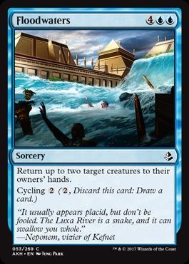 Floodwaters - Foil