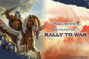 Dragoborne-Rise To Supremacy: Rally To War Booster Pack