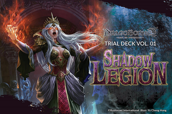 Dragoborne-Rise To Supremacy: Shadow Legion Trial Deck