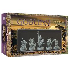 Jim Henson's Labyrinth: Goblins! Expansion