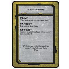 Dropfleet Commander: Phr Command Cards