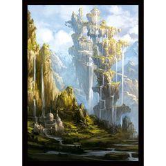 Legion Matte Sleeves: Veiled Kingdoms - Oasis