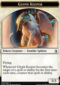 Token - Glyph Keeper