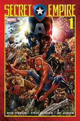 Secret Empire #1 (Of 10)