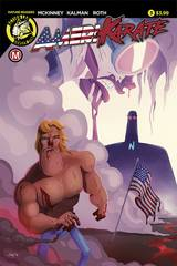 Amerikarate #3 (Cover A - Roth) (Mature Readers)