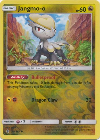 Pokemon: Pangoro 82//145 Rare Sun /& Moon: Guardians Rising Reverse Holo