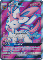 Sylveon GX - 140/145 - Full Art Ultra Rare