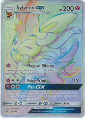 Sylveon GX  - 158/145 - Secret Rare