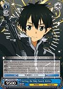 SAO/S47-E080 R Getting the Holy Sword, Kirito