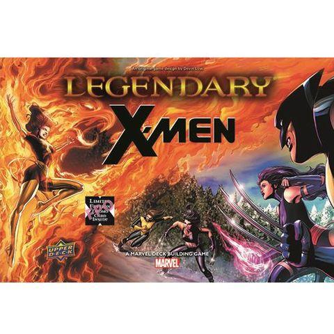 Marvel: Legendary Deck Building Game - X-Men