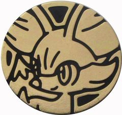 Fennekin Collectible Coin (Gold)