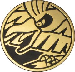 Ho-Oh Collectible Coin (Gold)