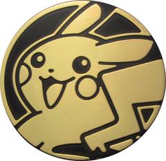 Pikachu Sun & Moon Collectible Coin (Gold)