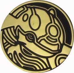 Primal Kyogre EX Collectible Coin (Gold)