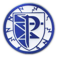 Team Plasma Collectible Coin (Blue & White)