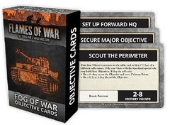 FW007-O Fog Of War Objective Cards