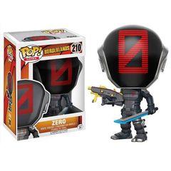 Pop! Games 210: Borderlands - Zero