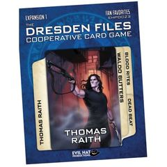 The Dresden Files: Expansion 1 - Fan Favorites