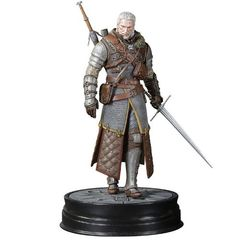 The Witcher 3: Wild Hunt - Geralt Grandmaster Ursine Figure