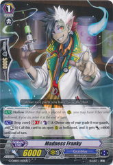 Madness Franky - G-CHB03/053EN - C on Channel Fireball