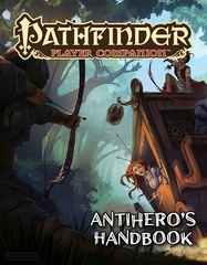 Pathfinder Companion: Antihero's Handbook