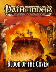 Pathfinder Companion: Blood Of The Coven