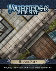 Pathfinder Flip-Mat: Bigger Keep