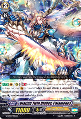 Blazing Twin Blades, Palamedes - G-LD03/005EN - TD on Channel Fireball