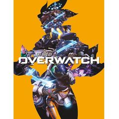 The Art Of Overwatch Hardcover Book (Limited Edition)