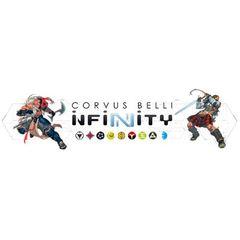 Infinity - Haqqislam: Hassassins Ayyar (Viral Pistols)