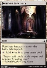 Forsaken Sanctuary (281/269) - Deckbuilder's Toolkit Exclusive Amonkhet