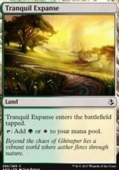 Tranquil Expanse (286/269) - Deckbuilder's Toolkit Exclusive Amonkhet