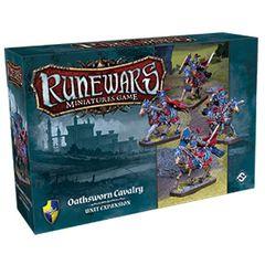 Runewars Miniatures Game: Daqan - Oathsworn Cavalry Unit