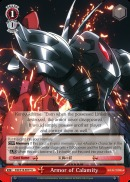 Armor of Calamity - AW/S18-E077 - U