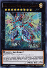 DPDG-EN039 - Neo Galaxy-Eyes Cipher Dragon - Ultra Rare - 1st Edition