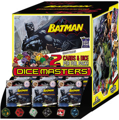 DC Dice Masters: Batman Gravity Feed