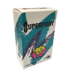 Superfight: the 90's Deck