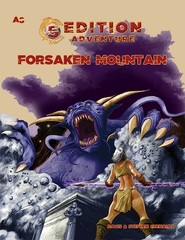 5Th Edition Adv: A8 - The Forsaken Mountain