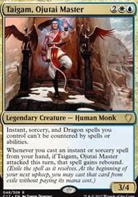 Taigam, Ojutai Master