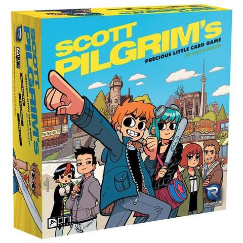 Scott Pilgrims Precious Little Card Game